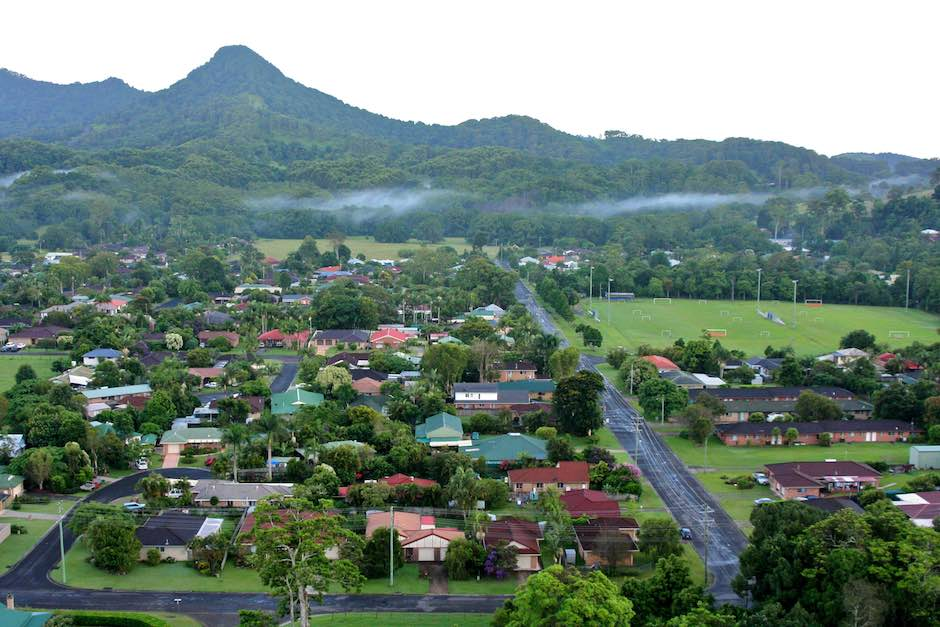 Mullumbimby Mount Chincogan