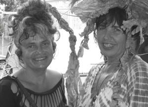 Kylie Stoddart & Tiffany Sassafrass