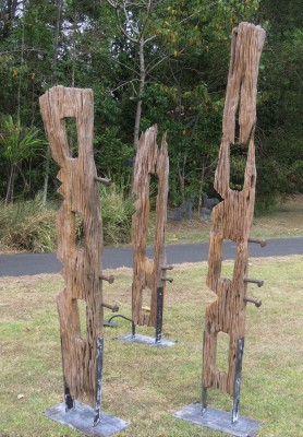 "Suvira McDonald ""Post Colonial Posts"""